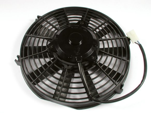 1985MRG - Mr. Gasket Electric Cooling Fan - Reversible - 10 Inch Diameter - 950 CFM Image