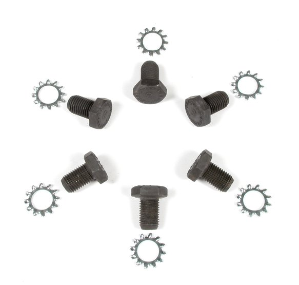 6710 - Mr. Gasket Flexplate Bolts - GM - 7/16