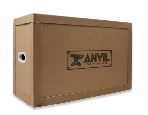 17000AOR - Anvil - 17,000 Lbs Winch w/ Metal Cable & Roller Fairlead - additional Image