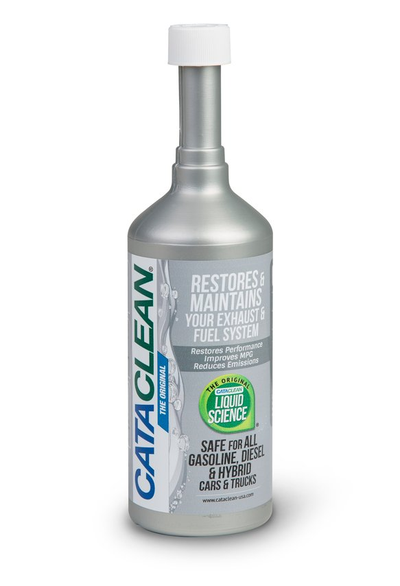 120007 - Cataclean - The Original Liquid Science - Complete Engine, Fuel & Exhaust System Cleaner Image