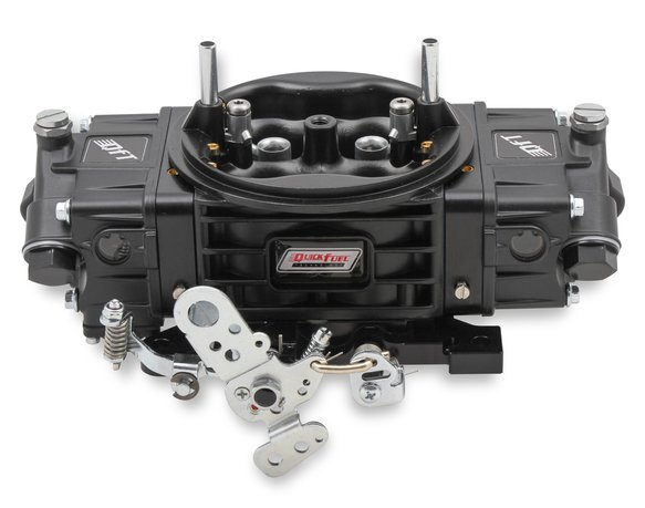 BDQ-650 - Q-Series Carburetor 650CFM Black Diamond - additional Image