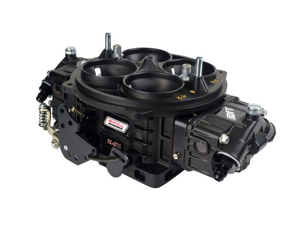 BFX-4711 - QFX Series Carburetor 1150CFM Black Diamond 1.800 Venturi Image