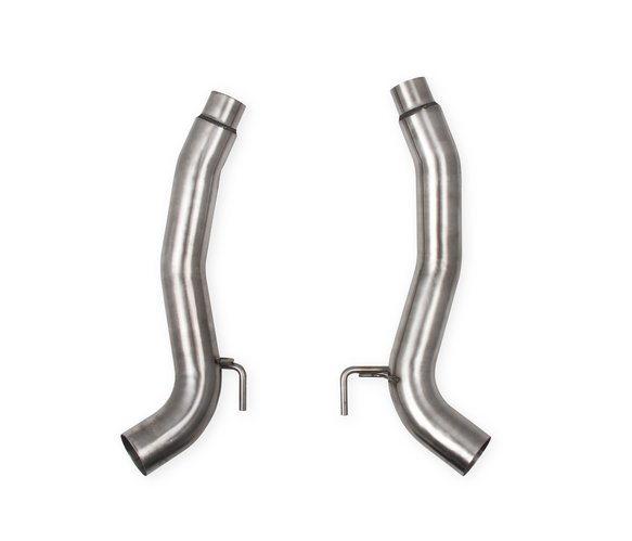 BH13184 - Hooker BlackHeart Axle-Back Exhaust - additional Image