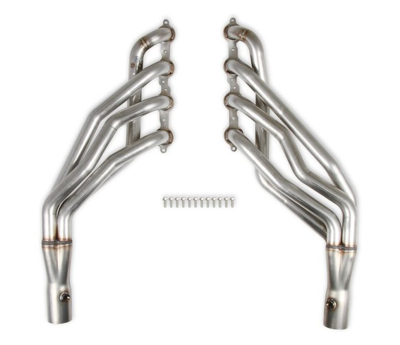 BH13239 - Hooker BlackHeart LS Swap Long Tube Headers - Stainless Image