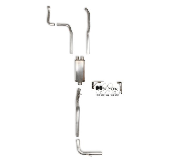 BH2467 - Hooker Blackheart  Header Back Swap Exhaust System - 3.0