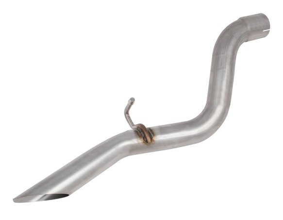 BH5411 - Hooker BlackHeart Axle-Back Exhaust Kit – w/o Muffler - additional Image