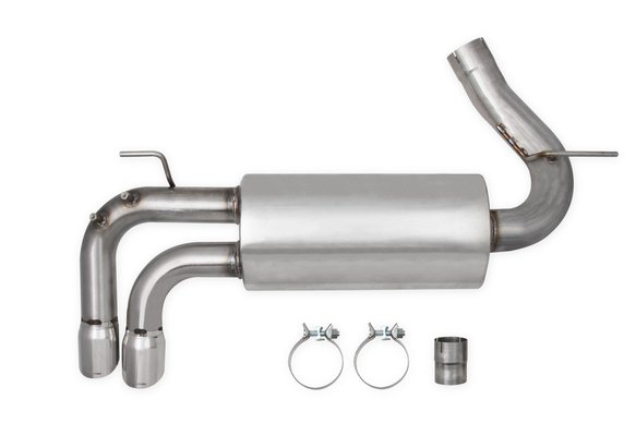 BH8306 - Hooker BlackHeart Axle-Back Exhaust Image