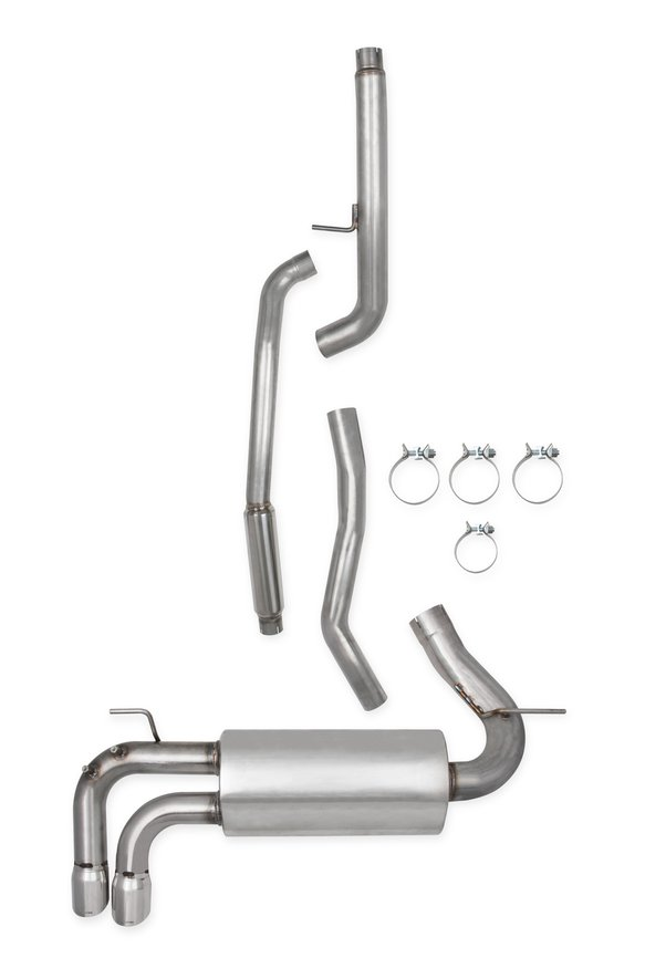 BH8314 - Hooker BlackHeart Cat-Back Exhaust system Image