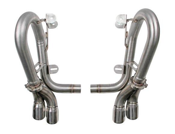 BH8321 - HOOKER BLACKHEART CAT-BACK EXHAUST SYSTEM Image