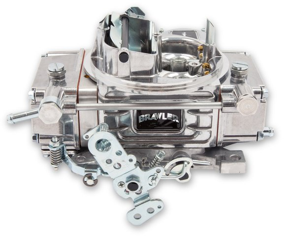 BR-67270 - 600 CFM Brawler Diecast Carburetor Vacuum Secondary - additional Image