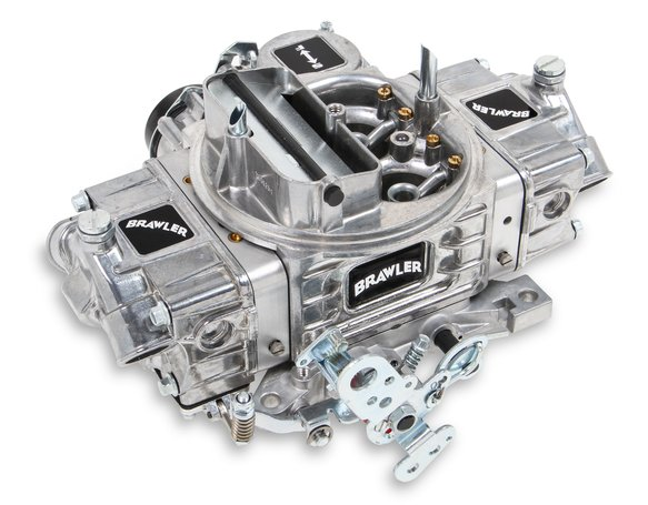FRBR-67253 - 570 CFM Brawler Diecast Carburetor Vacuum Secondary-Factory Refurbished Image