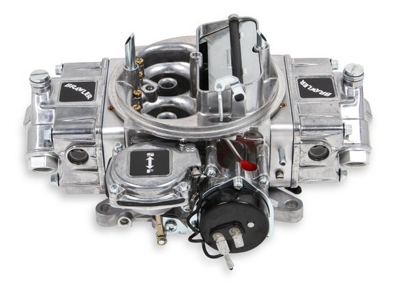 BR-67253 - 570 CFM Brawler Diecast Carburetor Vacuum Secondary - additional Image