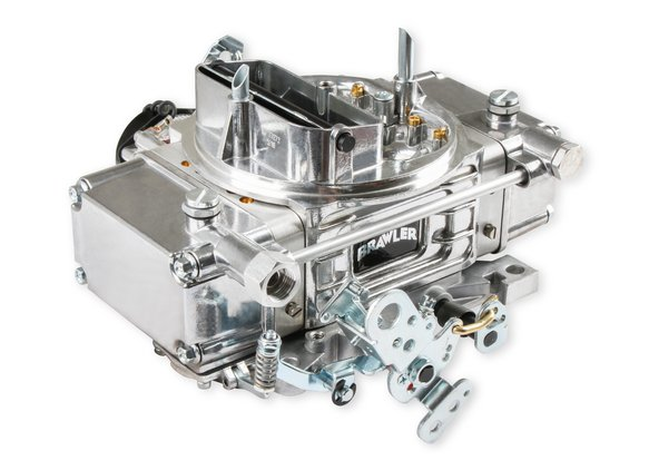 BR-67276 - 650 CFM Brawler Diecast Carburetor Mechanical Secondary Image