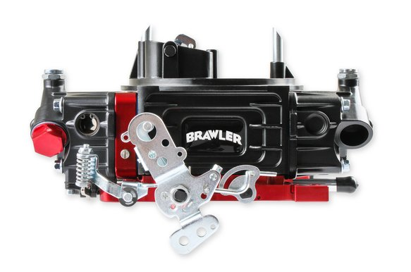 BR-67317 - 680 CFM Brawler Street Carburetor Vacuum Secondary - additional Image