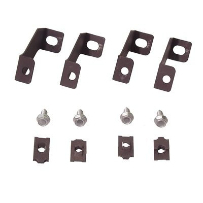 C3DZ-8149-3 - Scott Drake 64-66 Fan Shroud Brackets (3 Core) Image