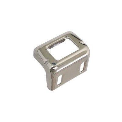 C4OB-6243252-C - Scott Drake 65-66 Trunk Latch Striker (Chrome) Image
