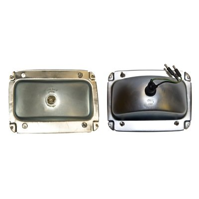 C4ZZ-13434-R - Scott Drake 1964 1/2 Mustang Tail Light Housing - Right Hand Image