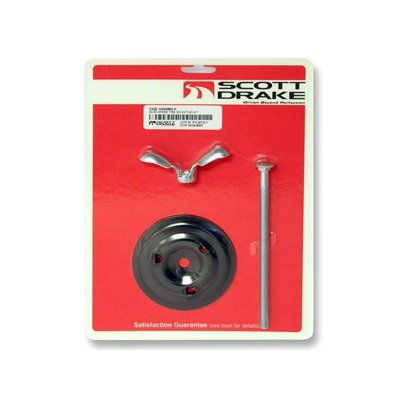 C4ZZ-14244862-K - Scott Drake Spare Tire Mounting Kit Carriage (Bolt Style) Image