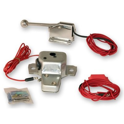 C5AZ-6243200-EL - Scott Drake 64-66 Electric Trunk Release Kit Image