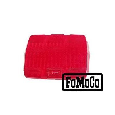 C5ZZ-13450-AR - Scott Drake Tail Light Lens (With Fomoco Logo) Image