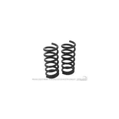 C5ZZ-5310-C - Scott Drake 1964-66 Mustang Stock Coil Springs (V8 w/out AC) Image