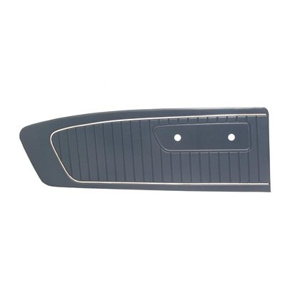 C5ZZ-65239423BL - Scott Drake 1965 Standard Door Panels (Blue) Image
