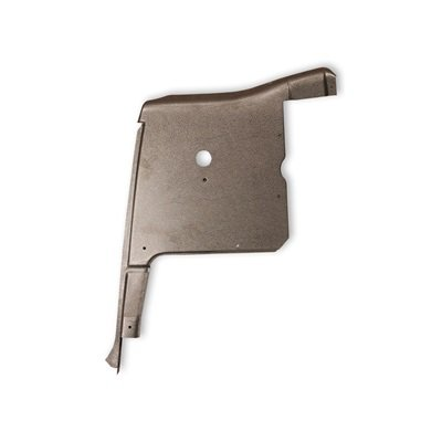 C5ZZ-7631004-R - Scott Drake 64-6 Right hand interior convertible steel qtr pnl Image