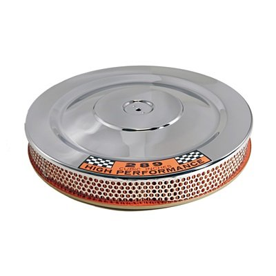 C5ZZ-9600-G - Scott Drake Concourse Air Cleaner (Gold) Image