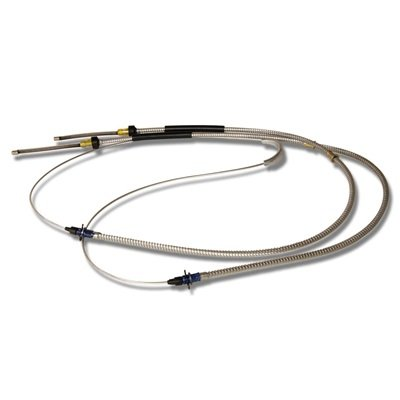 C6ZZ-2A635-C - Scott Drake 66 Rear brake cable - concours OEM Image