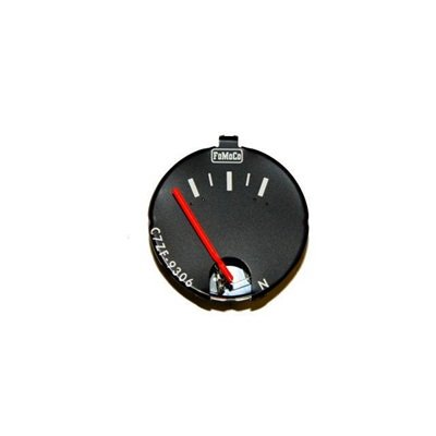 C7ZF-9306 - Scott Drake 1968 Mustang Fuel Gauge without Factory Tachometer Image