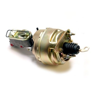 C7ZZ-2005-2140 - Scottt Drake 1967-69 Mustang Original Style Brake Booster with Disc Brake Master Cylinder Image