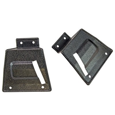 C7ZZ-63613B26-7 - Scottt Drake 67-68 Seat Latch Cover Image