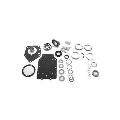 C7ZZ-7005-R4T - Scott Drake Manual Transmission Master Rebuild Kit - Big Block 4spd Toploader w/1 3/8