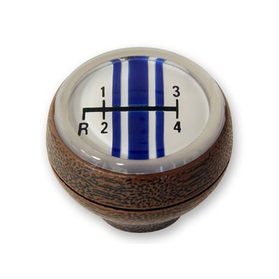 C8OZ-7213-A - Scott Drake 68-69 4 Speed Shift Knob Image
