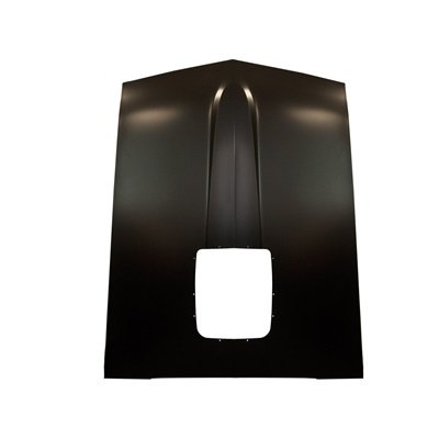 C9ZZ-16612-SHKR - Scott Drake 1969-70 Mustang Hood (with Shaker hole cut) Image