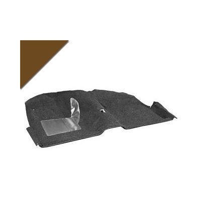 CAR65-CP-DS - Scott Drake 65-68 Coupe Molded Carpet Kit (Dark Saddle) Image