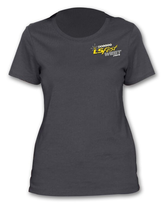10199-SMHOL - Holley LS Fest Grand Champion Ladies' T-Shirt Image