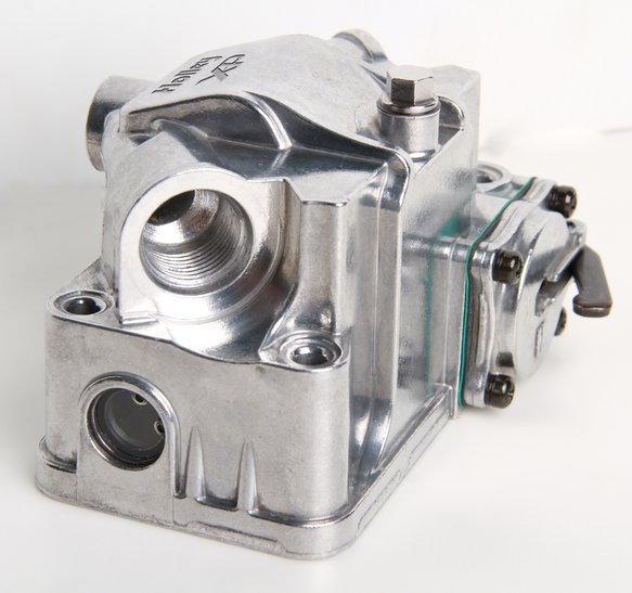 0-80923HB - 1350 CFM 2 x 4 Gen 3 Dominator Carburetor - additional Image