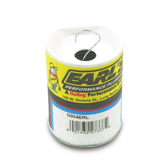D004ERL - Earls Safety Wire - 225 ft length Image