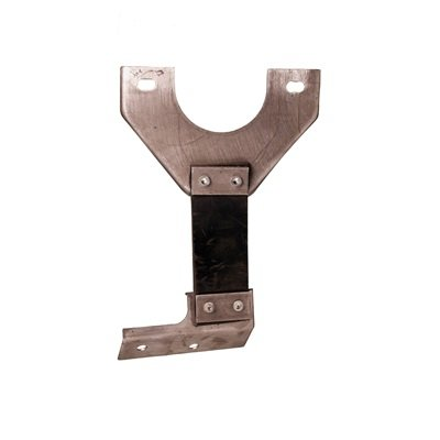 D0ZZ-5260-A - Scott Drake 70-73 Exhaust Hanger with Dual Exhaust (RH) Image