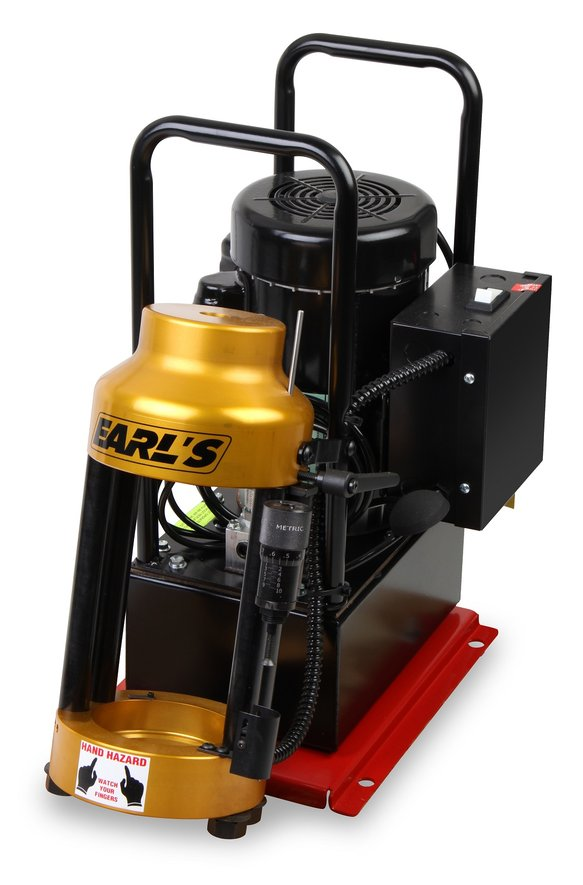 D105M1101ERL - Earls D100 Series Crimper-35 Ton Image
