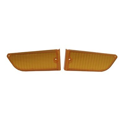 D1ZZ-13208-9 - Scottt Drake 71-72 Parking Light Lens (Pair) Image