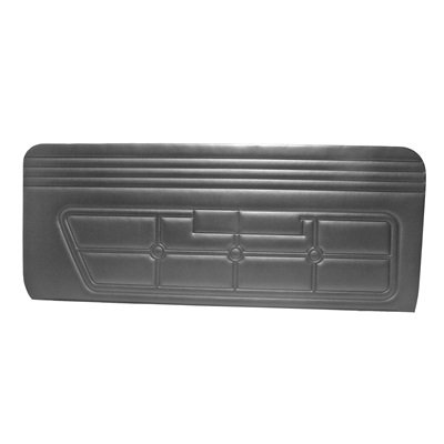 D1ZZ-65239423BL - Scott Drake 71-73 Standard Door Panels (Blue) Image