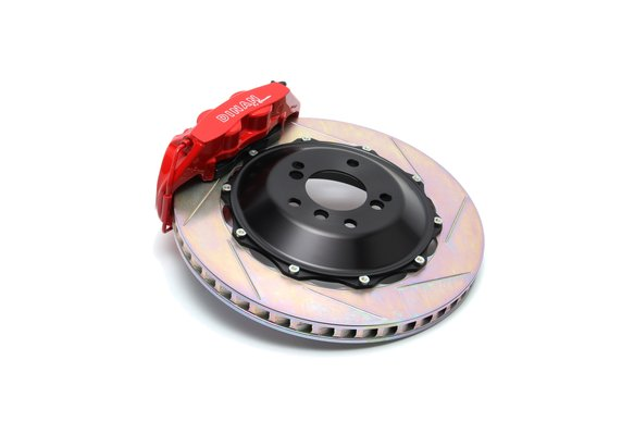 D290-0811-R - Dinan by Brembo Front Brake Set - 2008-2013 BMW 1-Series Image