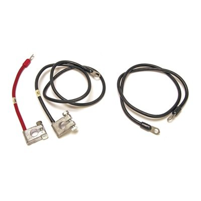 D2ZZ-14300-8 - Scott Drake 72-73 Concourse Battery Cable Set (8 Cylinder) Image