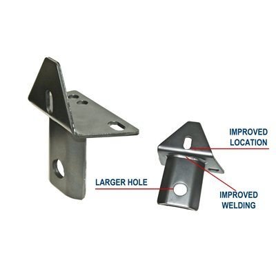 DBPP-10961-A - Scott Drake Improved Tri-Y Power Steering Drop Bracket Image