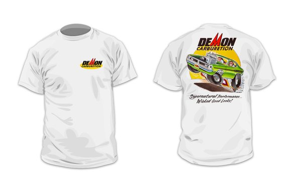 180003 - Demon T-shirt - Medium Image