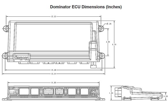 dominatordimensions holley efi 554 114 dominator efi ecu holley dominator efi wiring diagram at bakdesigns.co