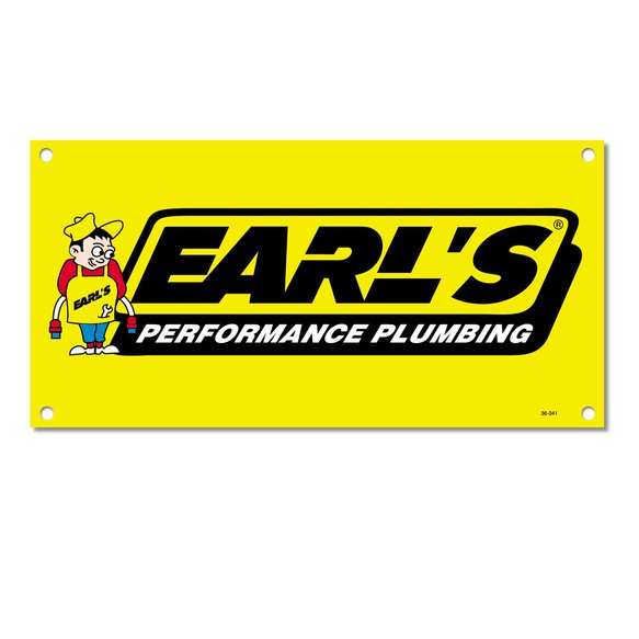 36-341 - Earl's Banner Image