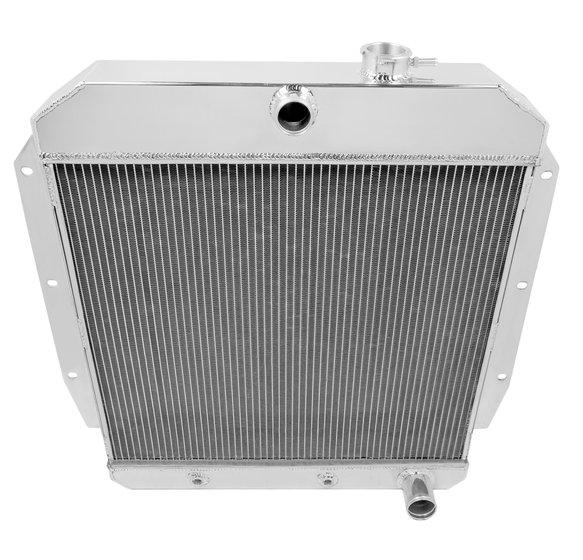 FB109 - Frostbite Aluminum Radiator- 2 Row - additional Image